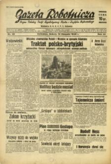 Gazeta Robotnicza, 1939, R. 43, nr 199
