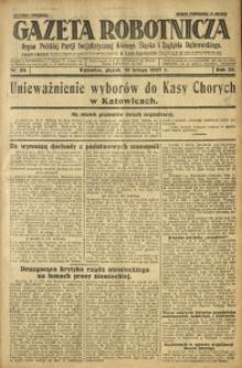 Gazeta Robotnicza, 1927, R. 32, nr 39