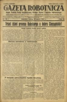 Gazeta Robotnicza, 1927, R. 32, nr 70