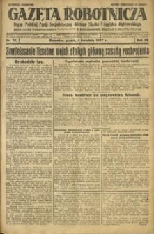 Gazeta Robotnicza, 1927, R. 32, nr 75