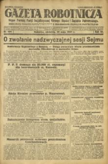 Gazeta Robotnicza, 1927, R. 32, nr 122