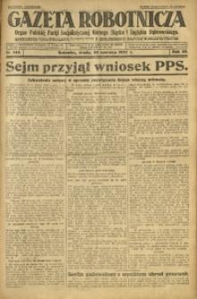 Gazeta Robotnicza, 1927, R. 32, nr 140