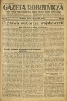 Gazeta Robotnicza, 1927, R. 32, nr 142