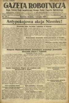 Gazeta Robotnicza, 1927, R. 32, nr 179