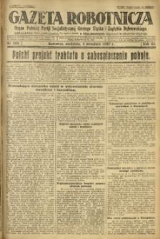 Gazeta Robotnicza, 1927, R. 32, nr 202