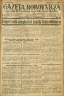 Gazeta Robotnicza, 1927, R. 32, nr 219