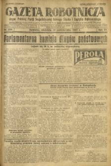 Gazeta Robotnicza, 1927, R. 32, nr 238