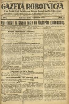 Gazeta Robotnicza, 1927, R. 32, nr 286