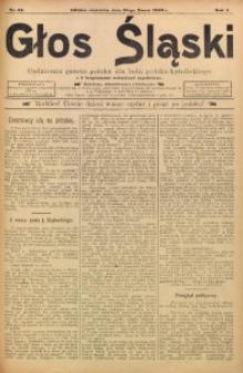 Głos Śląski, 1903, R. 1, nr 24