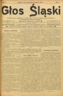Głos Śląski, 1903, R. 1, nr 47