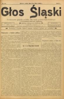 Głos Śląski, 1903, R. 1, nr 54