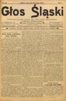 Głos Śląski, 1903, R. 1, nr 60