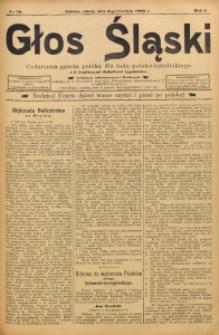 Głos Śląski, 1903, R. 1, nr 79
