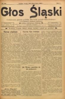Głos Śląski, 1903, R. 1, nr 109
