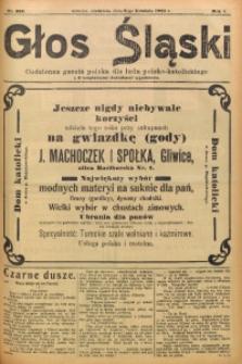 Głos Śląski, 1903, R. 1, nr 233a