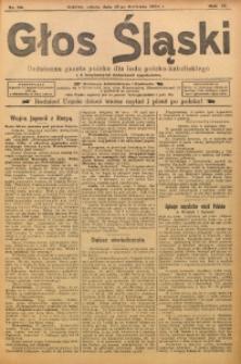 Głos Śląski, 1904, R. 2, nr 86