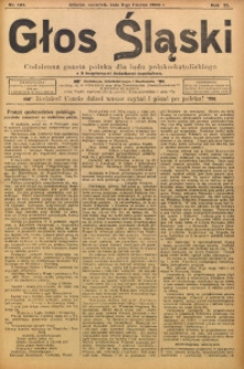 Głos Śląski, 1904, R. 2, nr 124