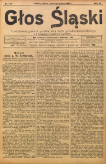 Głos Śląski, 1904, R. 2, nr 153
