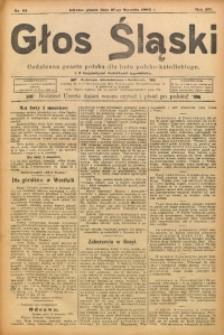 Głos Śląski, 1905, R. 3, nr 22