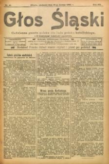 Głos Śląski, 1905, R. 3, nr 41