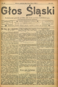 Głos Śląski, 1905, R. 3, nr 59
