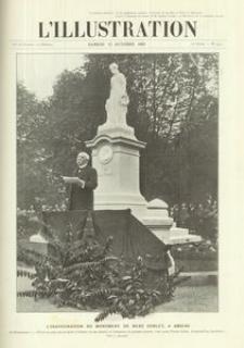 L'Illustration 1907, 65 Annee, nr 3372