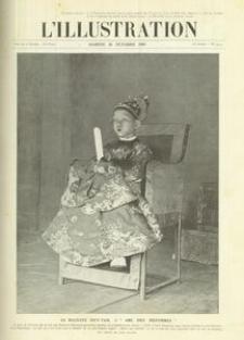 L'Illustration 1907, 65 Annee, nr 3374