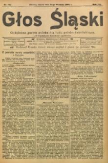 Głos Śląski, 1905, R. 3, nr 185