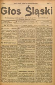Głos Śląski, 1905, R. 3, nr 249