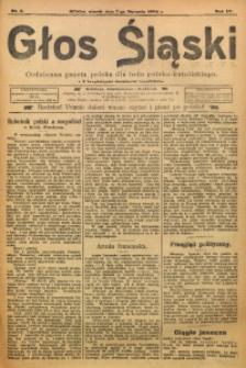Głos Śląski, 1906, R. 4, nr 5