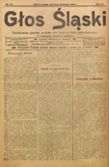 Głos Śląski, 1906, R. 4, nr 76
