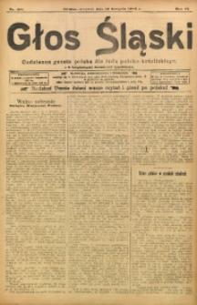Głos Śląski, 1906, R. 4, nr 186