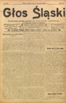Głos Śląski, 1906, R. 4, nr 187