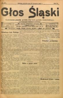 Głos Śląski, 1906, R. 4, nr 271