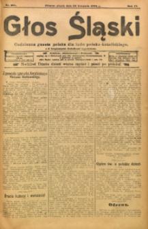 Głos Śląski, 1906, R. 4, nr 275
