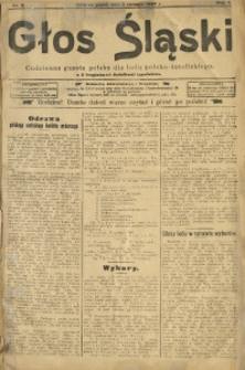 Głos Śląski, 1907, R. 5, nr 3