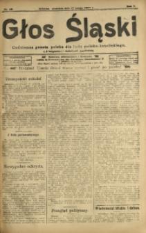 Głos Śląski, 1907, R. 5, nr 40