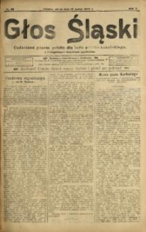 Głos Śląski, 1907, R. 5, nr 63