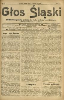 Głos Śląski, 1907, R. 5, nr 77
