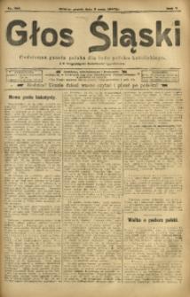 Głos Śląski, 1907, R. 5, nr 101