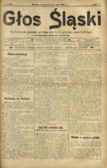 Głos Śląski, 1907, R. 5, nr 113