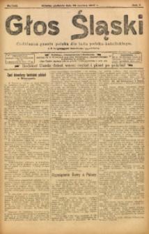Głos Śląski, 1907, R. 5, nr 142