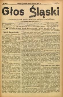 Głos Śląski, 1907, R. 5, nr 204