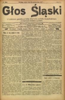Głos Śląski, 1907, R. 5, nr 236