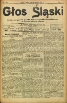 Głos Śląski, 1907, R. 5, nr 281