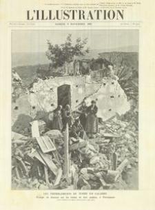 L'Illustration 1907, 65 Annee, nr 3376