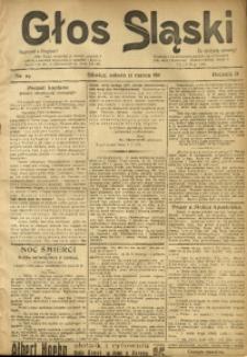 Głos Śląski, 1911, R. 9, nr 29