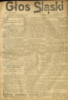 Głos Śląski, 1911, R. 9, nr 33