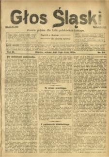 Głos Śląski, 1911, R. 9, nr 54