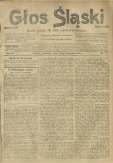 Głos Śląski, 1911, R. 9, nr 71